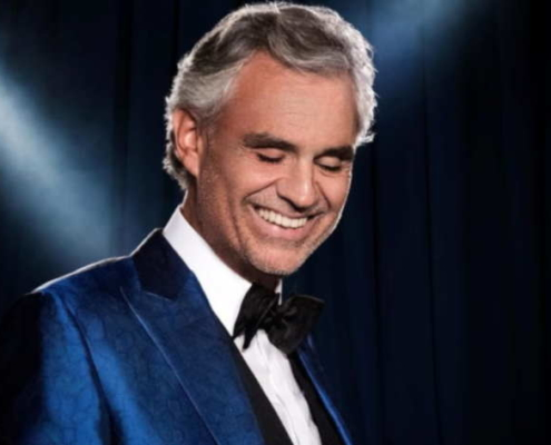 Andrea Bocelli will perform in Havana for the 500th anniversary
