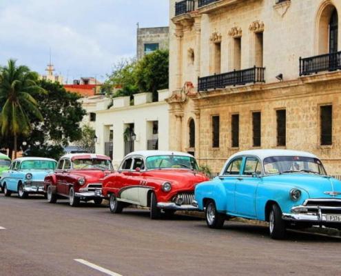 Cuba mise sur les touristes français