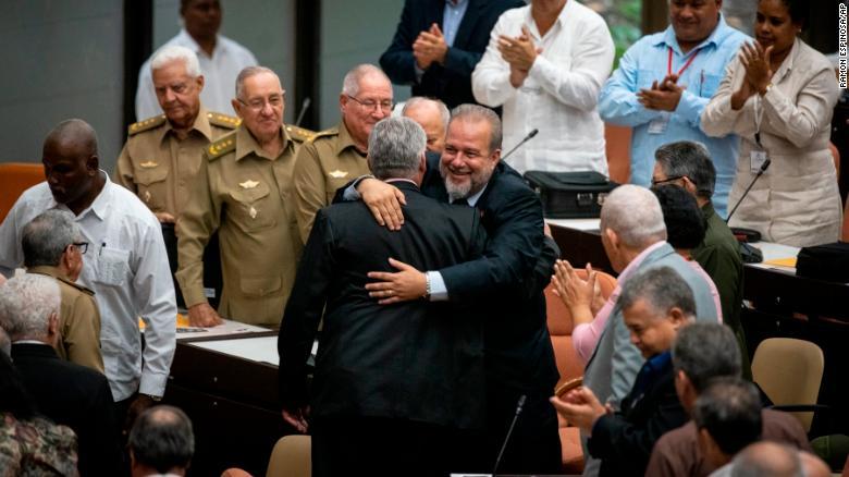 Manuel Marrero devient le nouveau Premier ministre de Cuba