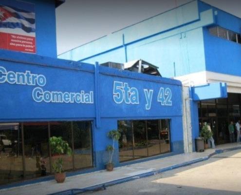 Comienza hoy experimento de vueltos en cup en dos tiendas de La Habana