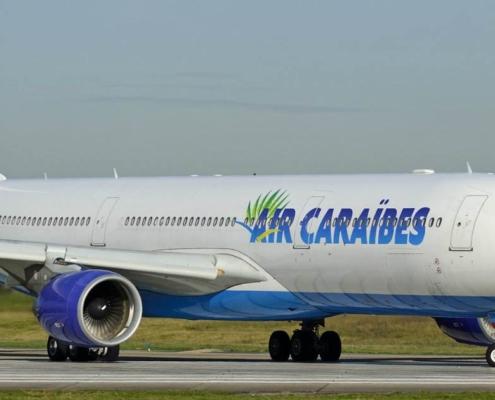 Oferta especial de Air Caraïbe para vuelos Habana-París