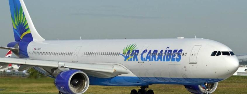 Air Caraïbes renforcent leurs vols vers les Antilles