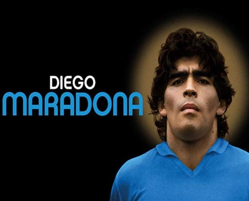British filmmaker Asif Kapadia presents Diego Maradona in Havana