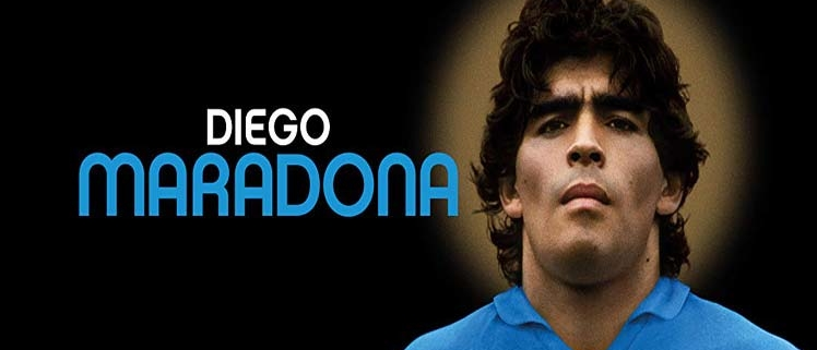 British filmmaker Asif Kapadia presents Diego Maradona in Havana