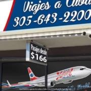 Trump suspende vuelos chárteres privados a Cuba