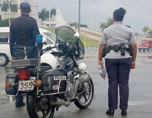 Comisión de Seguridad Vial en La Habana anuncia medidas organizativas por la Marcha de las Antorchas