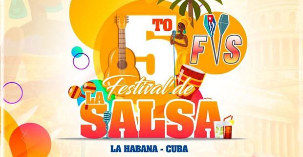 V Festival Internacional de Salsa, de La Habana para el mundo