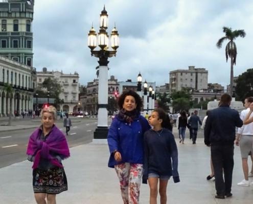 Frío en La Habana