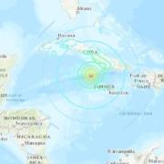 Alerta de tsunami tras un terremoto de magnitud 7,7 entre Jamaica y Cuba
