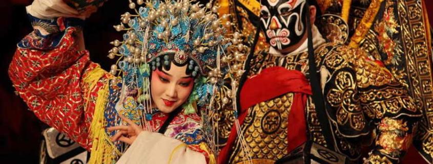 La Ópera de Beijing actuará este fin de semana en el Teatro Nacional de Cuba