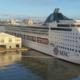 Jueza de Miami desestima una demanda contra MSC Cruises que opera cruceros a La Habana
