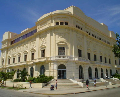 Amadeo Roldan Theater to open again in Havana