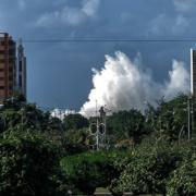 El muro del malecón de La Habana será más alto este 2020