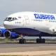 Cubana de Aviación opera una reliquia de fabricación rusa Ilusing IL-96