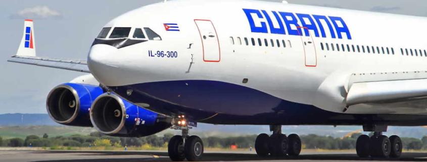 Cubana de Aviación volará en la ruta Madrid-Santiago de Cuba-La Habana