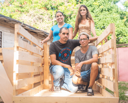 Eco-Deco Taller: an Eco-Friendly Carpentry Service in Cuba