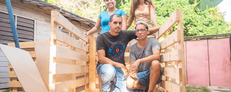 Eco-Deco Taller: an Eco-Friendly Carpentry Service in Cuba