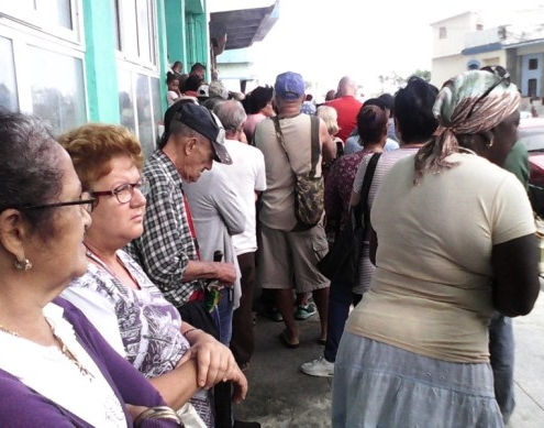 Shortages of Basic Products have Cubans Worried
