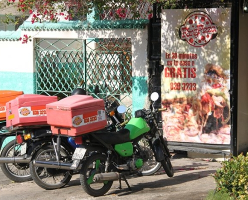 Home Delivery Services on the Rise in Cuba