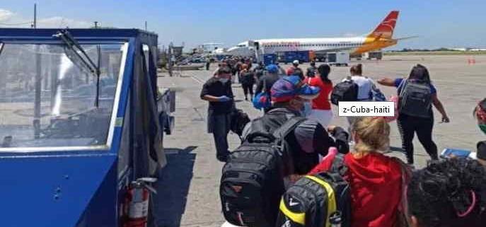 Cuba dépêche des avions pour faire sortir ses quelque 1 500 ressortissants de Port-au-Prince