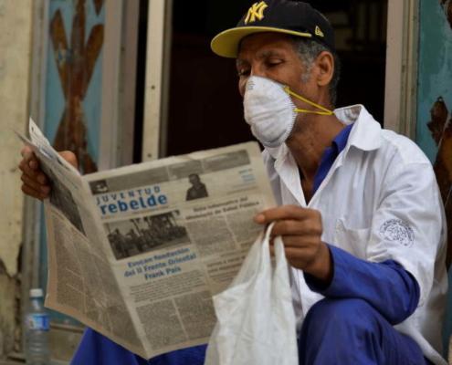 Un turista italiano de 61 años ha sido el primer muerto reportado por coronavirus en Cuba, que confirmó además tres nuevos casos de la enfermedad, para un total de nueve