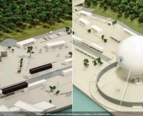 Invertirán 25 millones de euros en un Globo Parque en La Habana