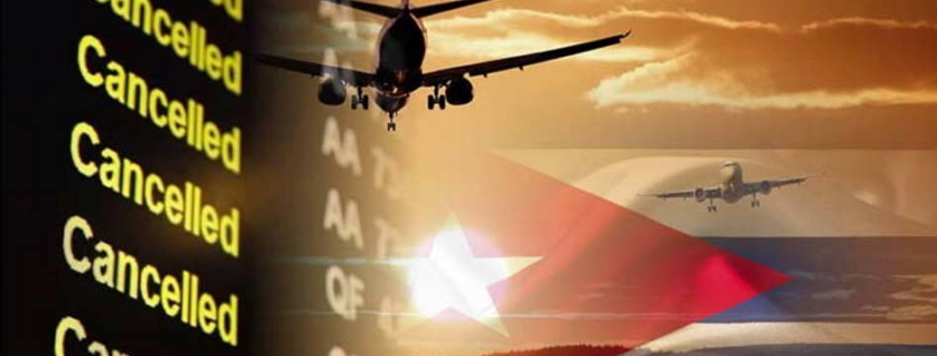 Canceling all flights to Cuba due to coronavirus proposed in Miami