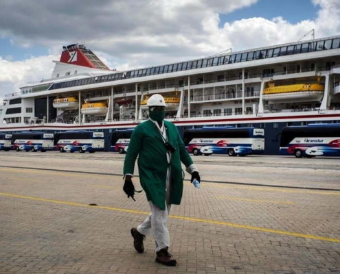 UK extends its 'immense gratitude' to Cuba for helping British cruise ship