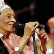 Omara Portuondo ofrecerá concierto virtual desde La Habana
