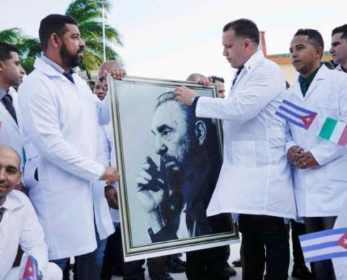 Tiny Andorra gets 39 Cuban doctors to battle coronavirus