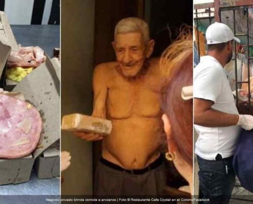 Restaurante privado en La Habana cocina para los ancianos del barrio