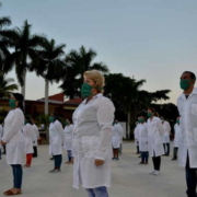 39 médecins et infirmiers cubains en renfort en Andorre