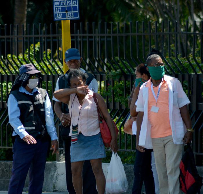 Imágenes de La Habana: dónde se cumplen o no las medidas para evitar contagios