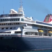 Cuba recibirá crucero británico con viajeros enfermos de la Covid-19