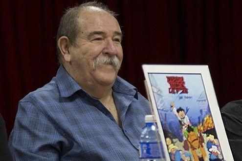 Muere Juan Padrón, creador de 'Elpidio Valdés' y 'Vampiros en La Habana'