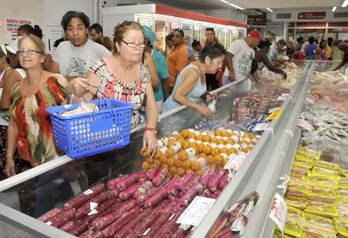 Adoptan en La Habana medidas organizativas para la venta de alimentos