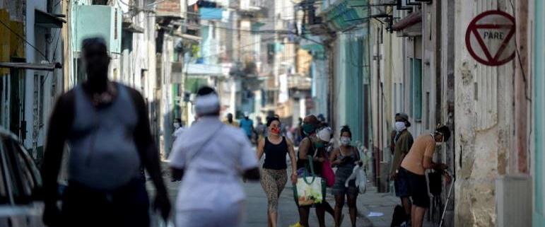 Epidemic could peak in Cuba next week