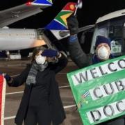 Polémique après l'arrivée de médecins cubains en Afrique du Sud
