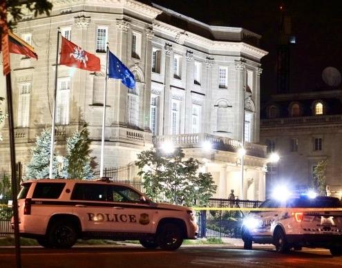 Tirs sur l'ambassade de Cuba à Washington