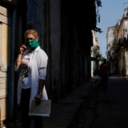Cuba says U.S. embargo is 'obstacle' to getting coronavirus-fighting supplies