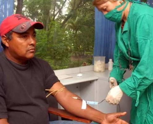 Plasma para tratar a pacientes graves de COVID-19