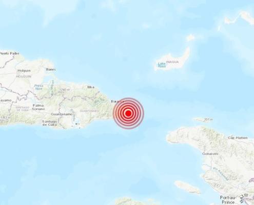 Nuevo terremoto