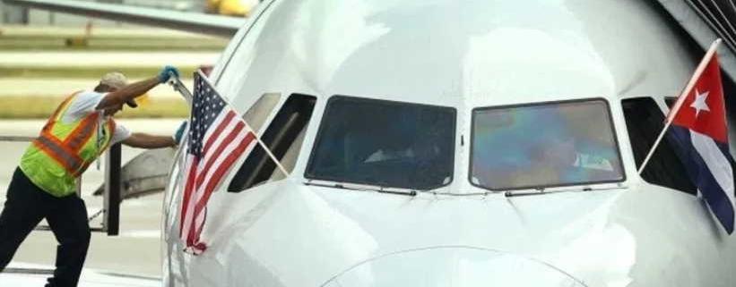 Two Miami-Havana flights of repatriation of Cubans on Friday 22