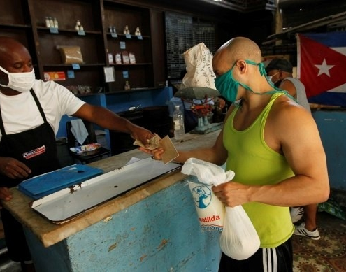New Actions in Central Havana to Contain the Pandemic