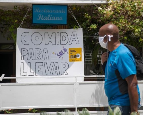 Cuban entrepreneurs reinvent themselves to survive the pandemic