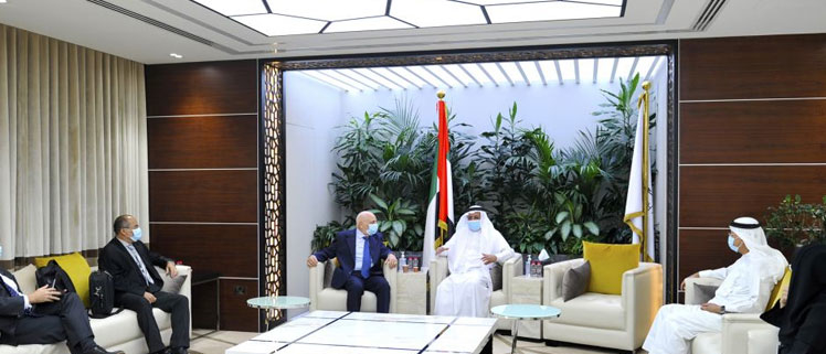 United Arab Emirates is interested in medical collaboration with Cuba