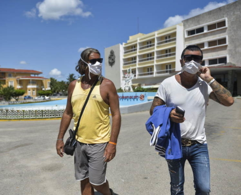 Cuban capital to ease lockdown, joins rest of the country