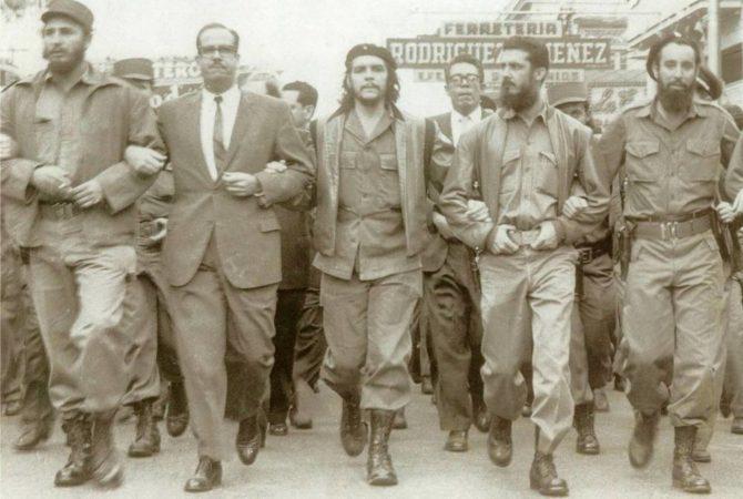 Mais qu'est-il arrivé à la Rolex du Che?