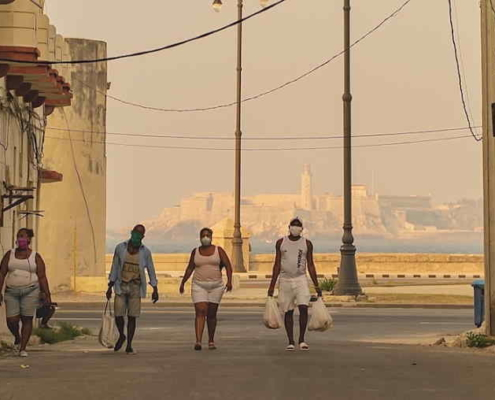 Havana could start return to normality in next 15 days