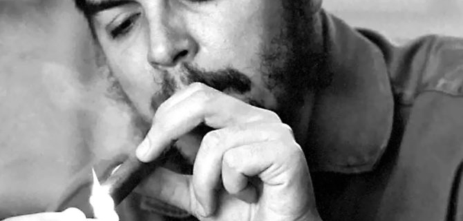 Cuba commemorates the 54th anniversary of death of Ernesto Guevara